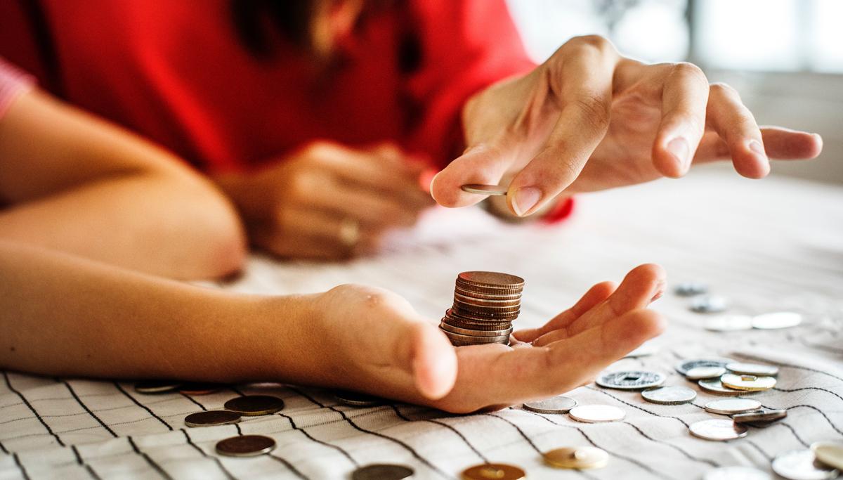 Jak naspořit dětem peníze